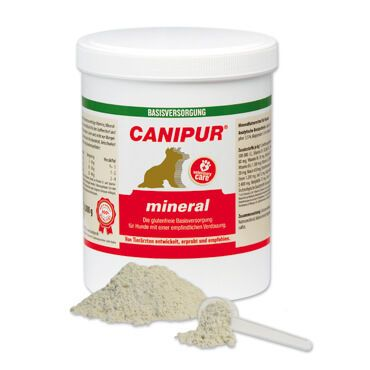 CANIPUR - mineral 500 g